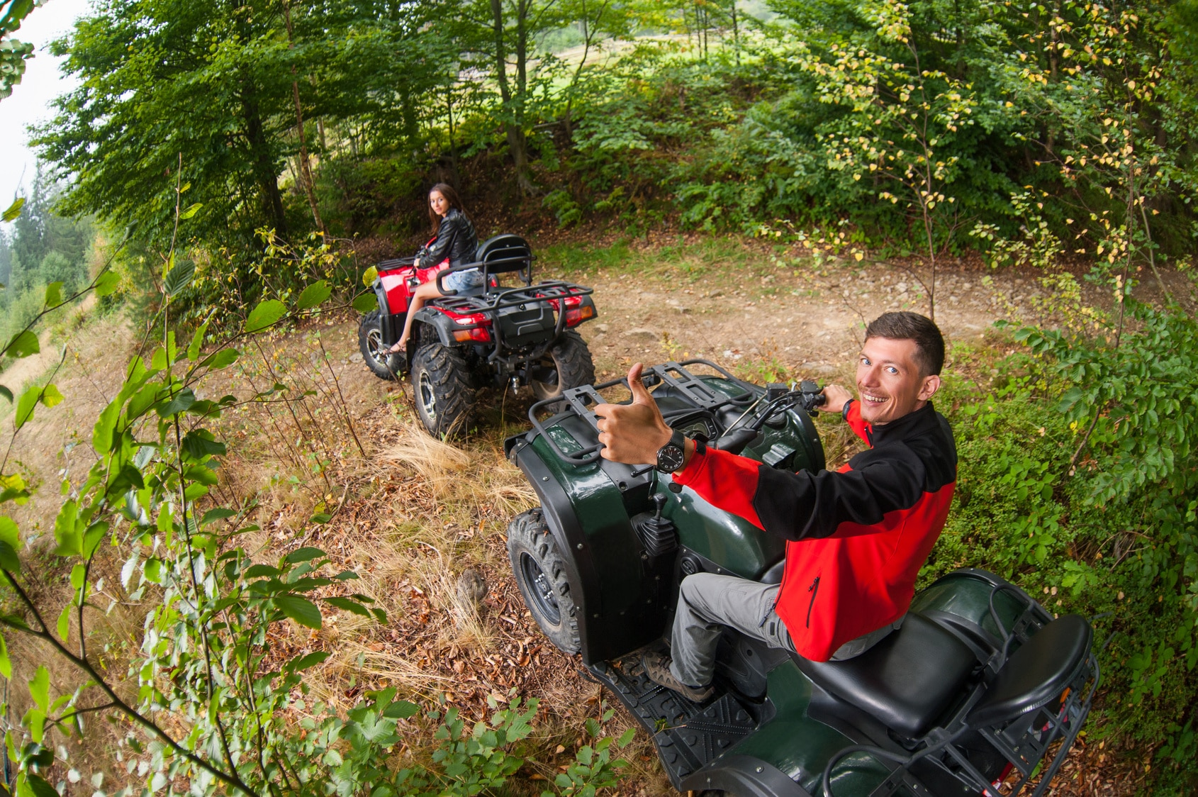 quadtour oberpfalz und fichtelgebirge ab sch nhaid atv quad tour. Black Bedroom Furniture Sets. Home Design Ideas