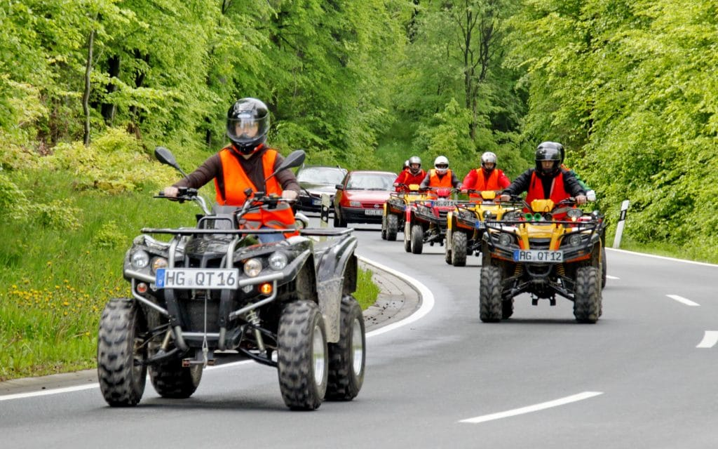 quadtour im taunus atv quad tour. Black Bedroom Furniture Sets. Home Design Ideas