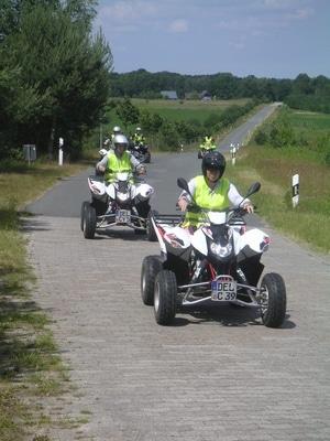 Quadtour Delmenhorst