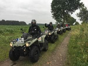 Quad Tour Prignitz