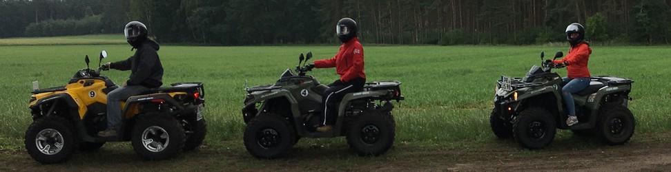 Ungarn Quadtour Header