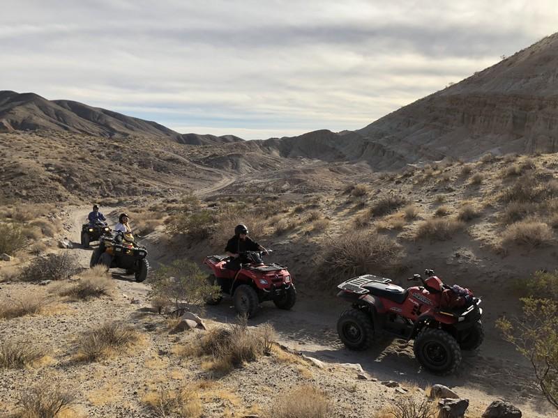 Quad Tour California