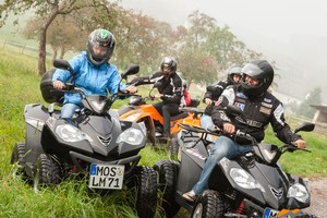 Quad Tour Odenwald