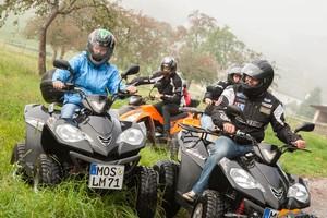Quad Tour Odenwald